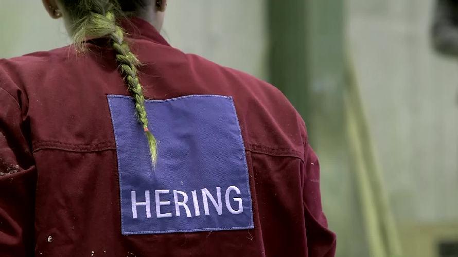 Vollgas, Abwechslung, Zukunft - Ausbildung bei HERING