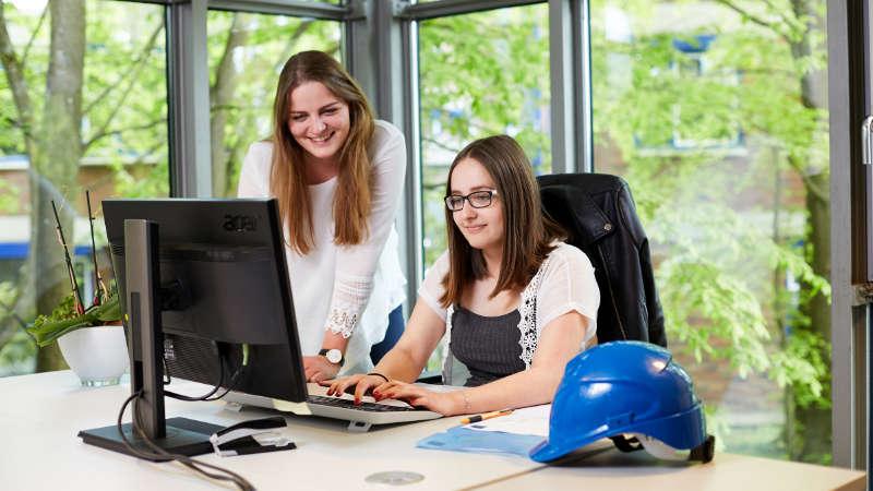 Ausbildung 2020 - Unsere ersten Ausbildungsplätze sind online