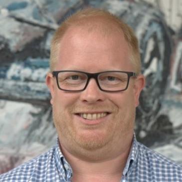 Oliver Ochel - Ausbildungsleiter