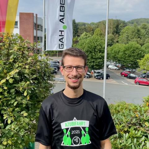 Julian Seewald - Ausbildung Industriekaufmann
