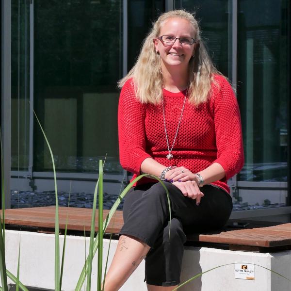 Deborah Mailinger - Ausbildungsverantwortliche