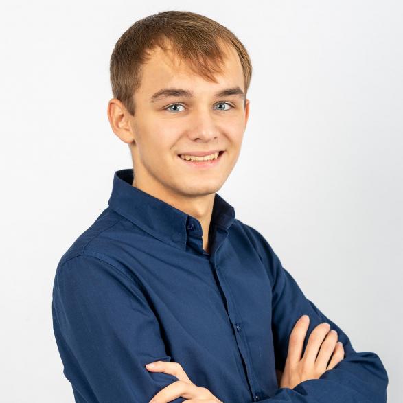 Davie Camprobin - Werkstudent HR