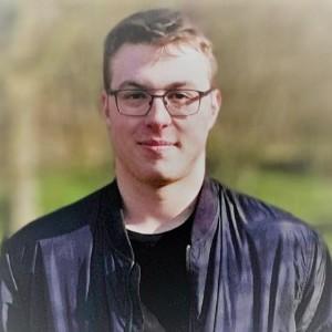 Nikolas Stenger - Auszubildender zum Industriekaufmann