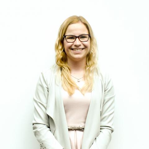Vivien Kohlberger - Auszubildende Kauffrau für Büromanagement