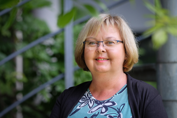 Dorothee Knester - Ausbildungsbeauftragte