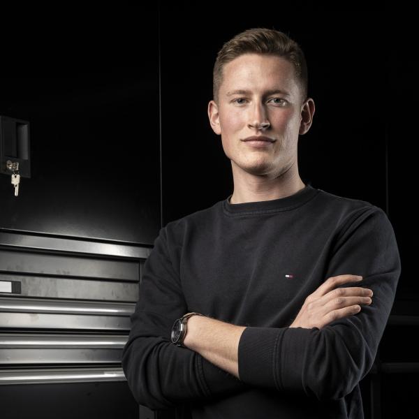 Carl Thöne - Azubi Industriekaufmann
