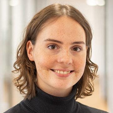 Sarah Steurer - Studentische Hilfskraft Marketing