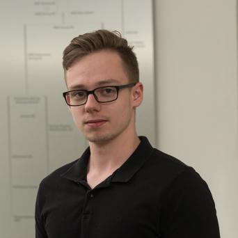 Jan-Luca Nauroth - Auszubildender zum Industriekaufmann