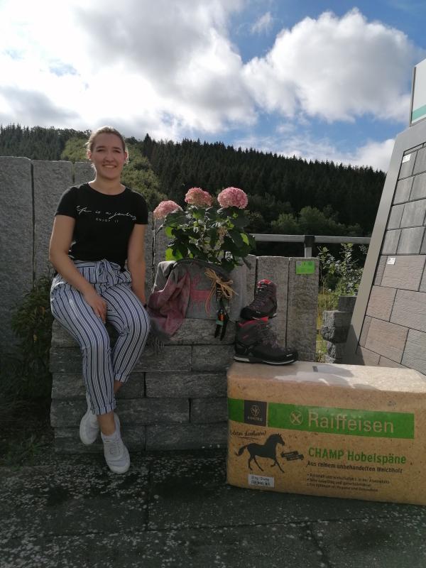 Katharina Pfeifer - Kauffrau im Groß- und Außenhandel