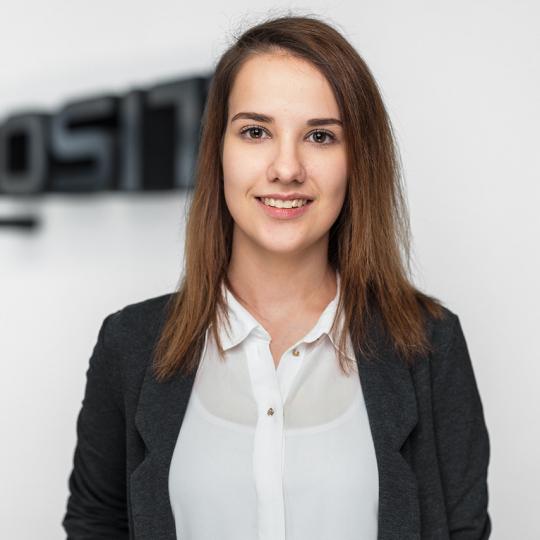 Elisa Slacki - Auszubildende Fachinformatikerin Systemintegration