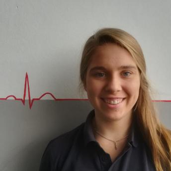 Anna-Lena Theisen - Auszubildende Gesundheits- und Krankenpflegerin