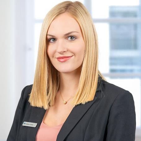 Stefanie Cramer - Auszubildende zur Bankkauffrau