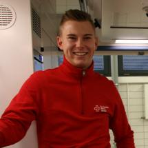 Joshua Schönwälder - Auszubildender zum Notfallsanitäter