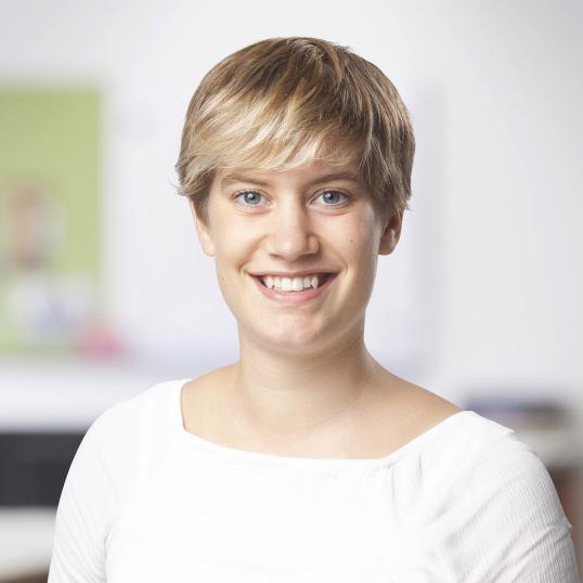 Sonja Büdenbender - Auszubildende zur Technischen Systemplanerin/ Duale Studentin