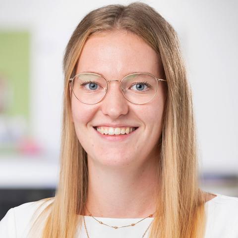 Lena Rabe - Auszubildende zur Technischen Systemplanerin / Duale Studentin