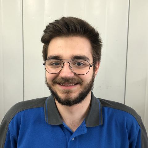 Eric Bregasi - Werkzeugmechaniker Fachrichtung Vorrichtungsbau