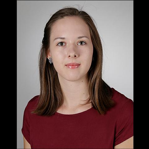 Nadine Jung - Auszubildende zur Industriekauffrau