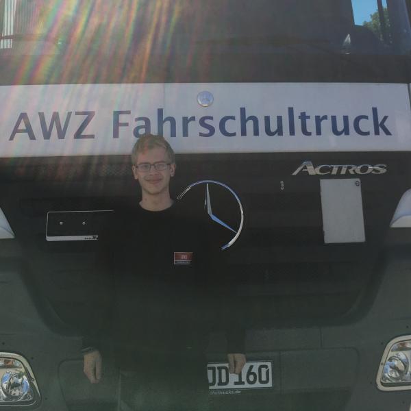 Dirk Lätsch - Auszubildener