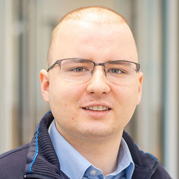 Adam Fox - Volontär Redaktion