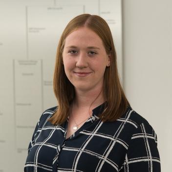 Svenja Koblenzer - Auszubildende zur Industriekauffrau
