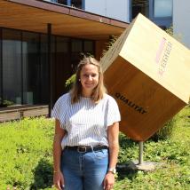 Elena-Sophie Hennecke - Duale Studentin BWL Holzwirtschaft