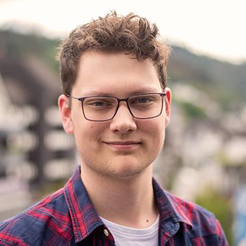 Marvin Tröster - Auszubildender Fachinformatiker für Anwendungsentwicklung