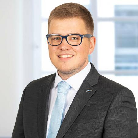 Matthias Heinze - Auszubildender