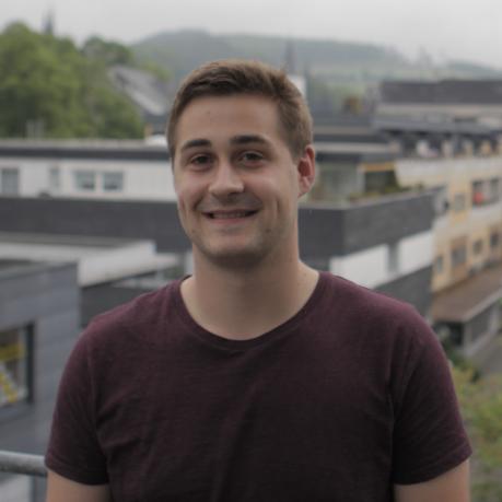 David Scherer - Auszubildender Bachelor of Laws