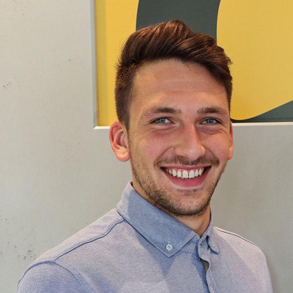Lucas Klüppel - Industriekaufmann