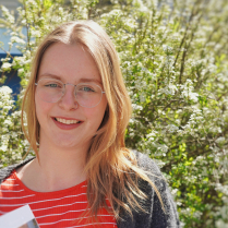 Lea Hofheinz - Auszubildende der Gesundheits-und Krankenpflege