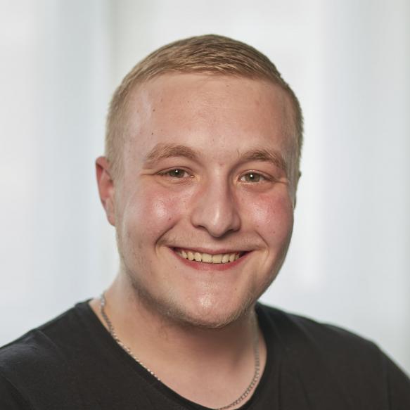 Marcel Pfeiffer - Auszubildender Industriekaufmann