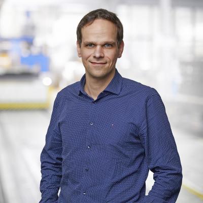 Jens Rauterkus - Leiter Personalmanagement