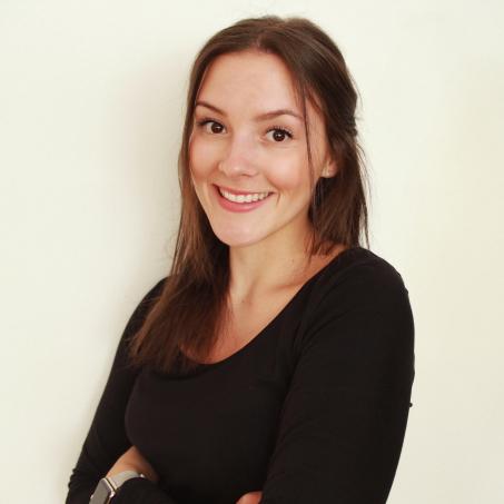 Jolina Hegner - kfm. Auszubildende