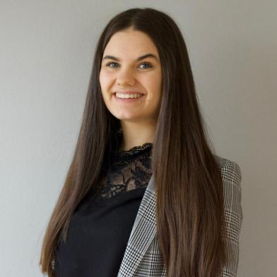 Marion Müller - Auszubildende zur Industriekauffrau