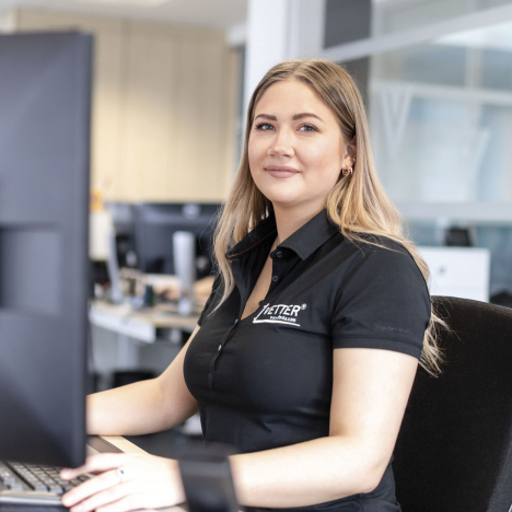 Victoria Henne - Ausbildung zur Industriekauffrau