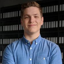 Jacob Reh - Auszubildender als IT-Systemkaufmann