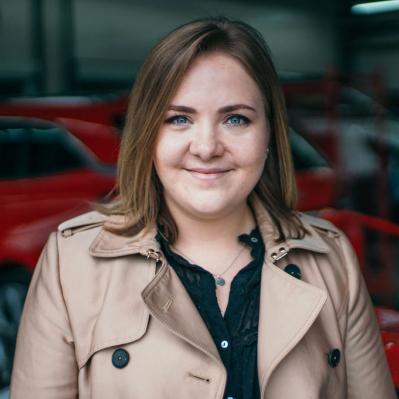 Lena Hammer - Ausbildungsmarketing