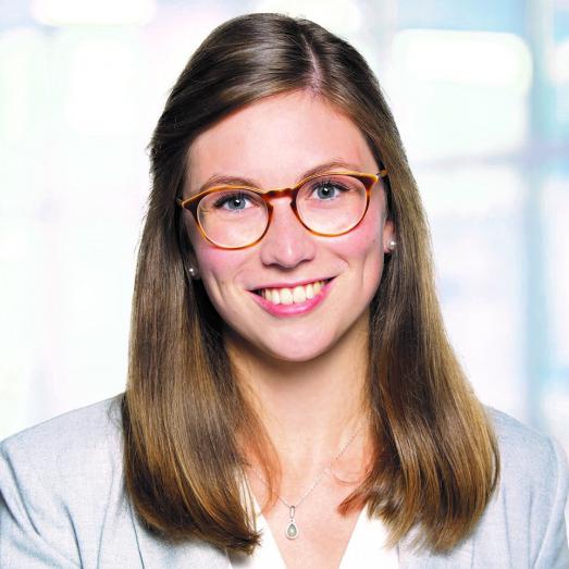 Katharina Fritzen - Team Personalentwicklung