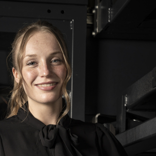 Marie Dümpelmann - Azubi Industriekauffrau