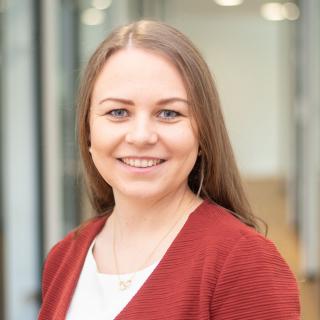 Saskia Patt - Key-Account-Managerin