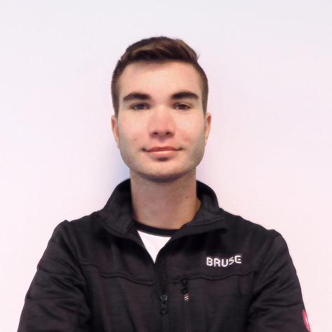 David Allebrodt - Auszubildender Informatikkaufmann