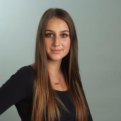 Anna Lenk - Auszubildende Industriekauffrau