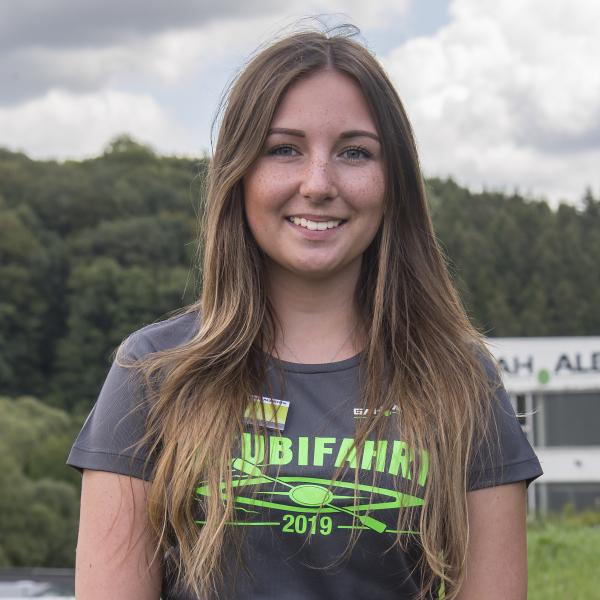 Lea-Marie Schülke - Ausbildung Industriekauffrau