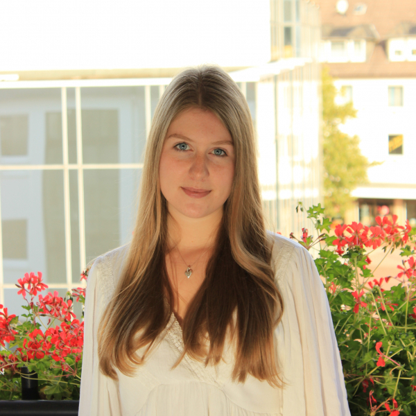 Anna Hoffmann - Auszubildende Veranstaltungskauffrau
