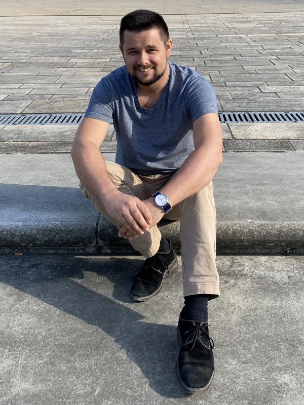 Michael Socke - Fachinformatiker für Anwendungsentwicklung