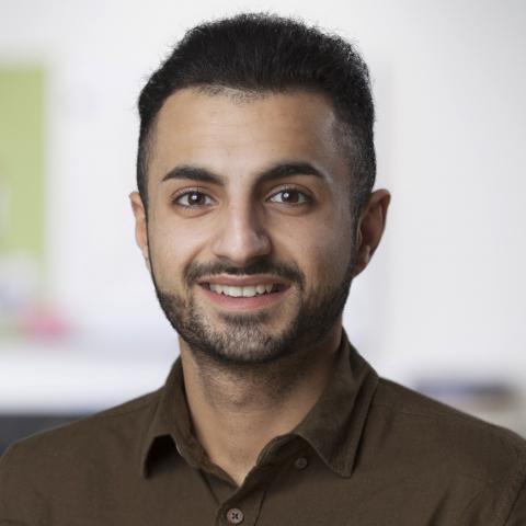 Ümit Arslan - Auszubildender zum Kaufmann für Büromanagement