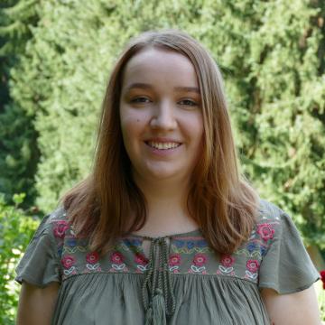 Chiara Stracke - Auszubildende zur Kauffrau für Büromanagement